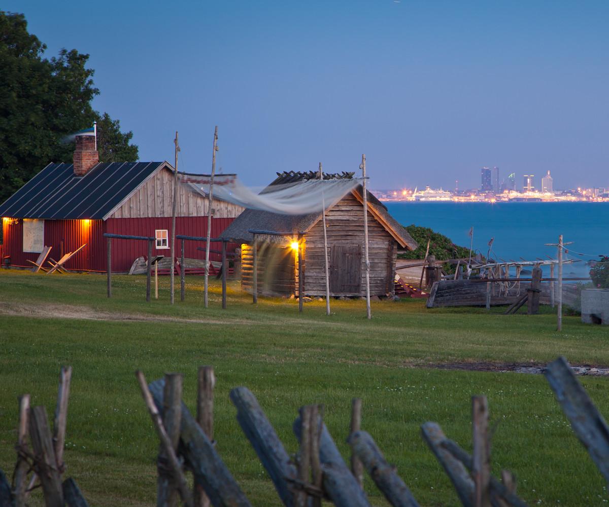 Ööd on meil siin kalurikülas endiselt valged :)