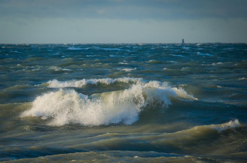 Tuule ja lainete möll